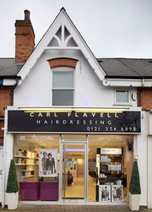 Carl Flavell Hairdressing, Sutton Coldfield